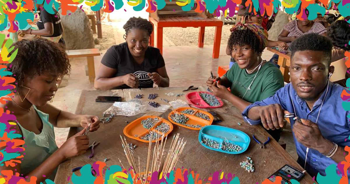 Jewelry Making Haiti